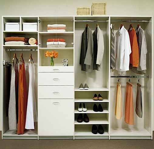 Lovely EVERYDAY REACH IN CUSTOM CLOSET